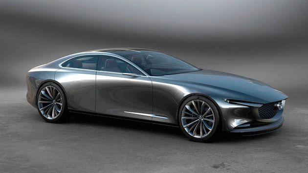 Mazda Vision Coupe sorprende en el Salón Internacional de Ginebra