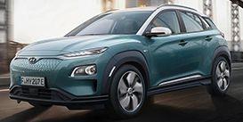 El clima frio no es un problema para el Hyundai Kona eléctrico