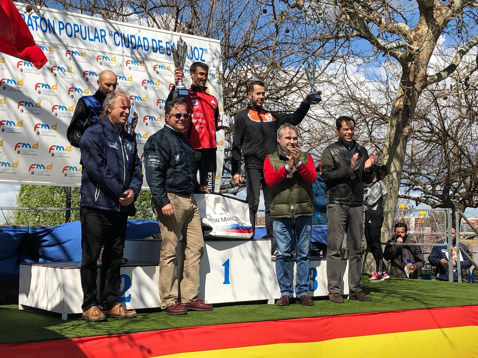 Mandel Motor patrocinador del XXVI Maratón 'Ciudad de Badajoz'