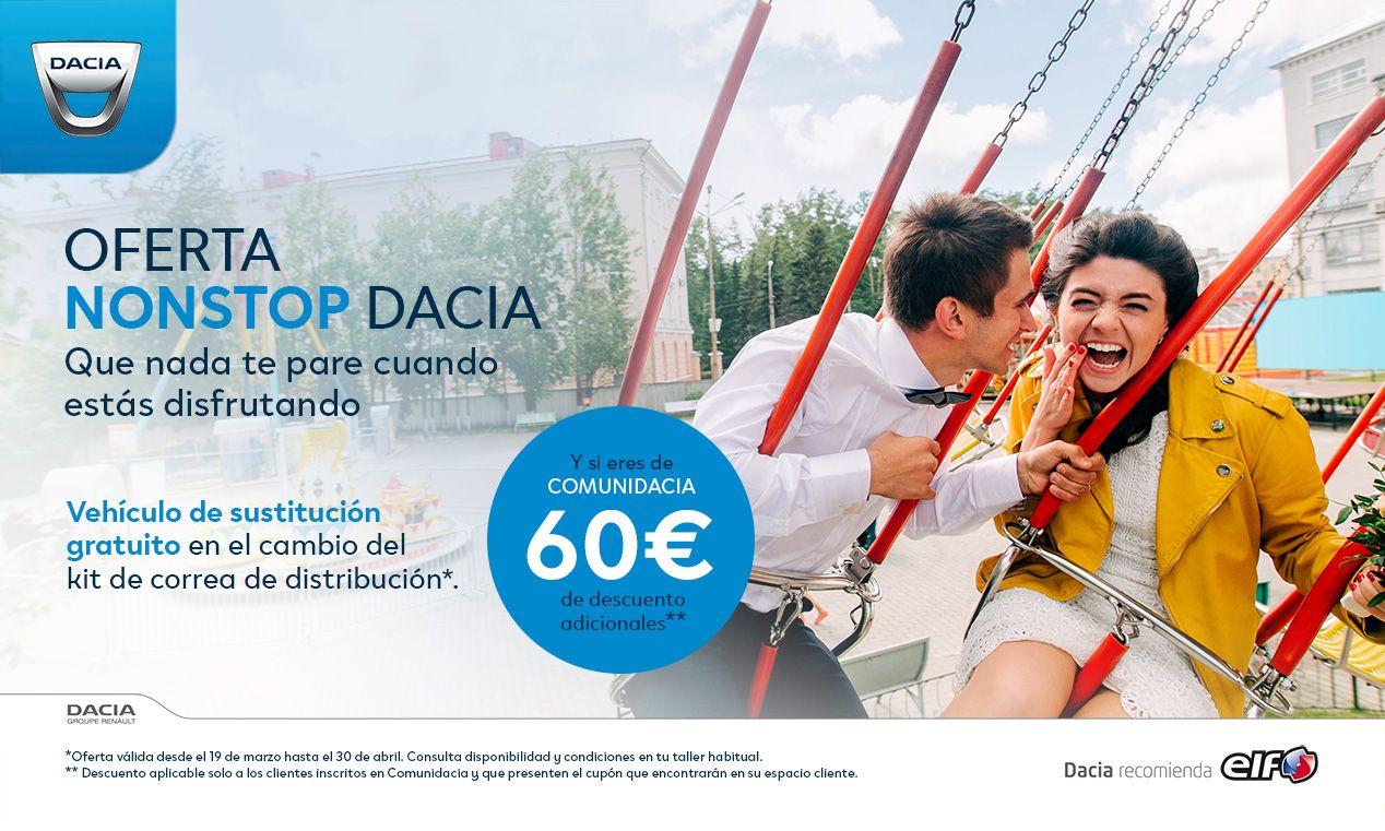 Oferta Kit de correa de distribución Dacia
