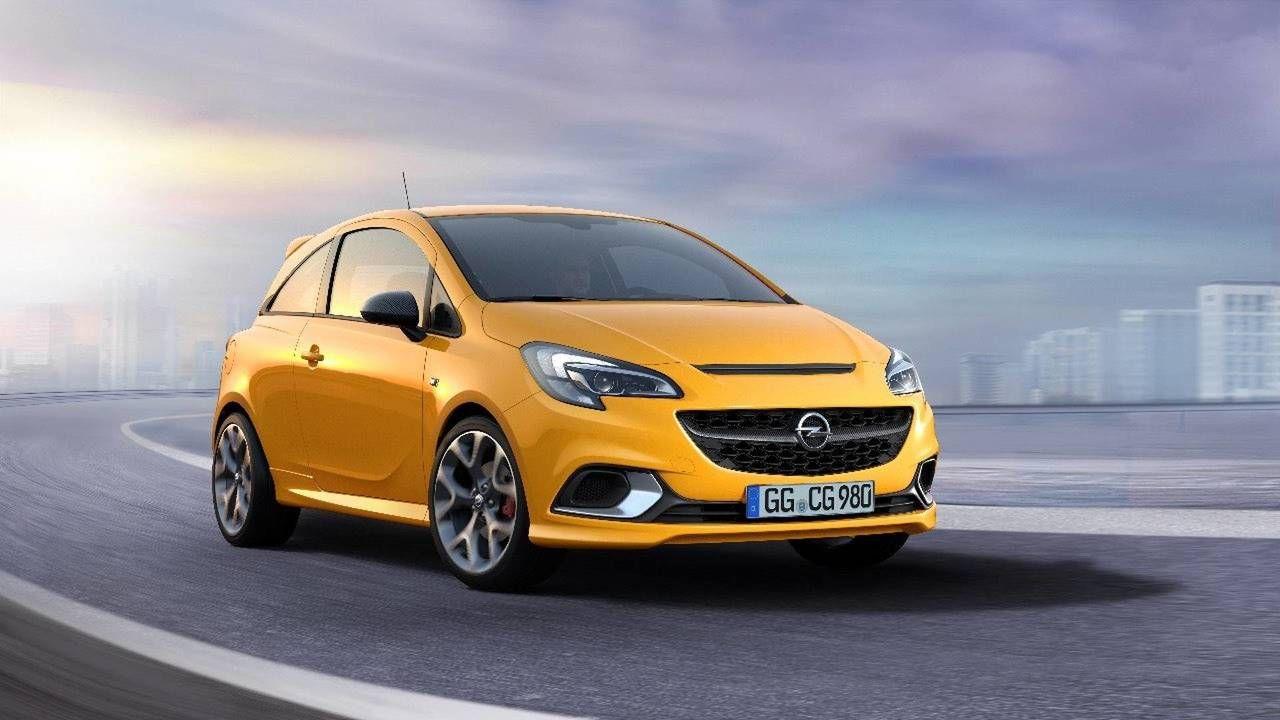 Llega el Corsa más deportivo, el nuevo Opel Corsa GSI 2018