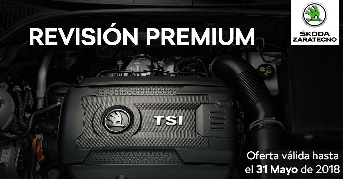 Revisión Premium Skoda Zaratecno