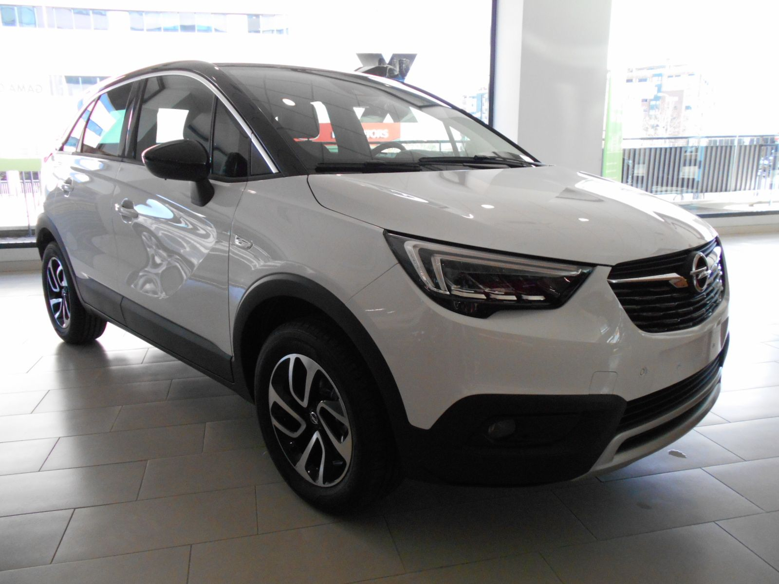 OPEL Crossland X 1.6T S&S Excellence 120