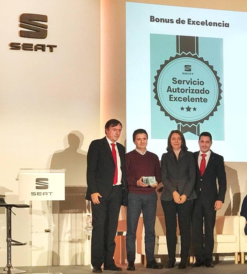 Baycar, galardonado como uno de los mejores Servicios Autorizados