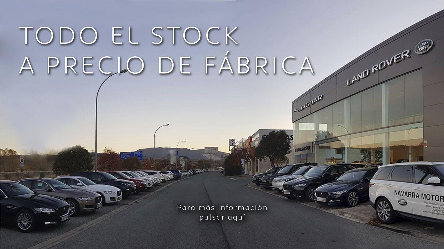 TODO EL STOCK  A PRECIO DE FÁBRICA