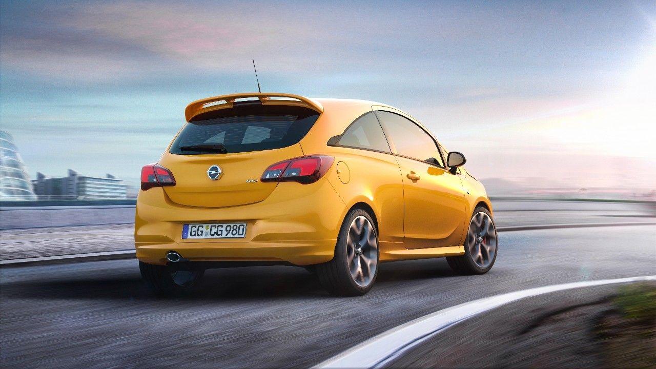 Pequeño deportivo con un gran nombre: el nuevo Opel Corsa GSi