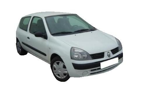 RENAULT CLIO II 15 dCi EXPRESSION