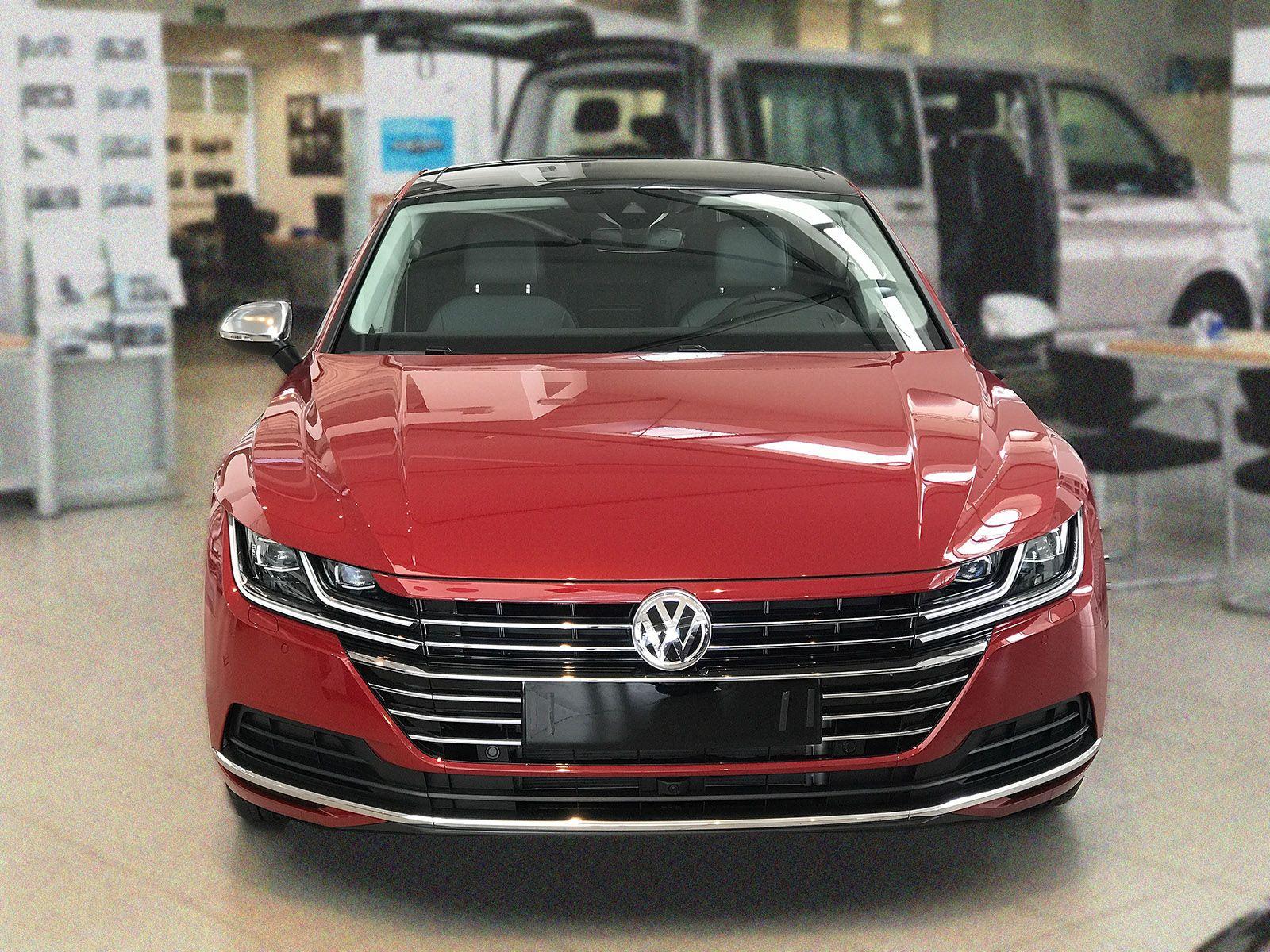 Automóviles Sánchez liquida este impresionante Volkswagen Arteon de stock. Ahora 13.600€ menos.