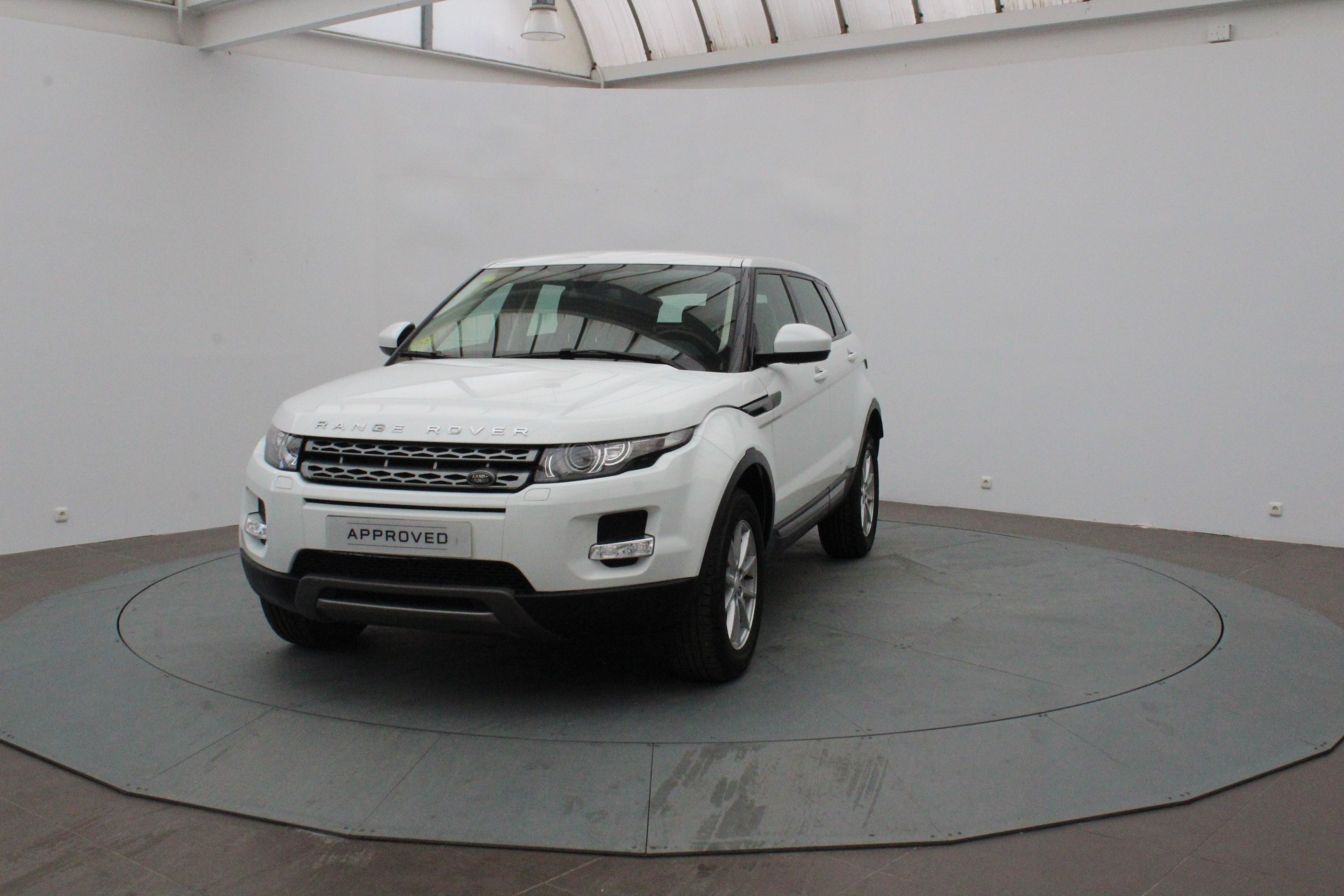 RANGE ROVER EVOQUE APPROVED PURE 4x4 2.2L 150 CV MANUAL