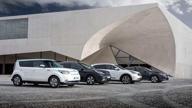 Kia ampliará su gama ECO hasta los 16 modelos en 2025