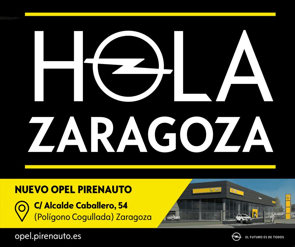 ¡ HOLA ZARAGOZA !