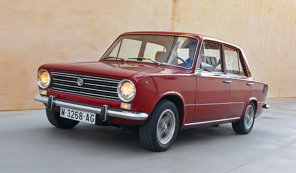 50 aniversario del SEAT 124
