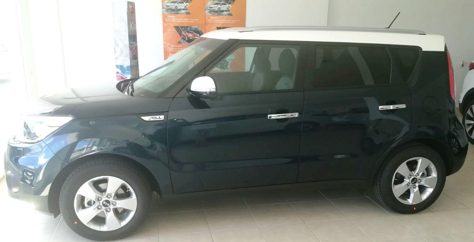 OFERTA KIA SOUL 1.6 GDI DRIVE BITONO BLAU I BLANC PREU: 15.200€