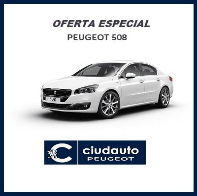 Peugeot 508 GT LINE 2.0 BlueHDI 150 Blanco Nacarado