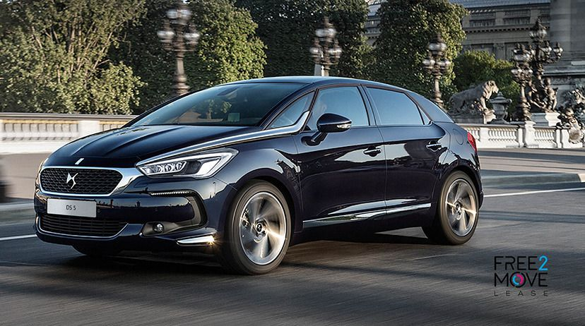 PACK BUSINESS: DS 5 BlueHDi 150 S&S 6v DESIRE en RENTING POR 445 €/mes*