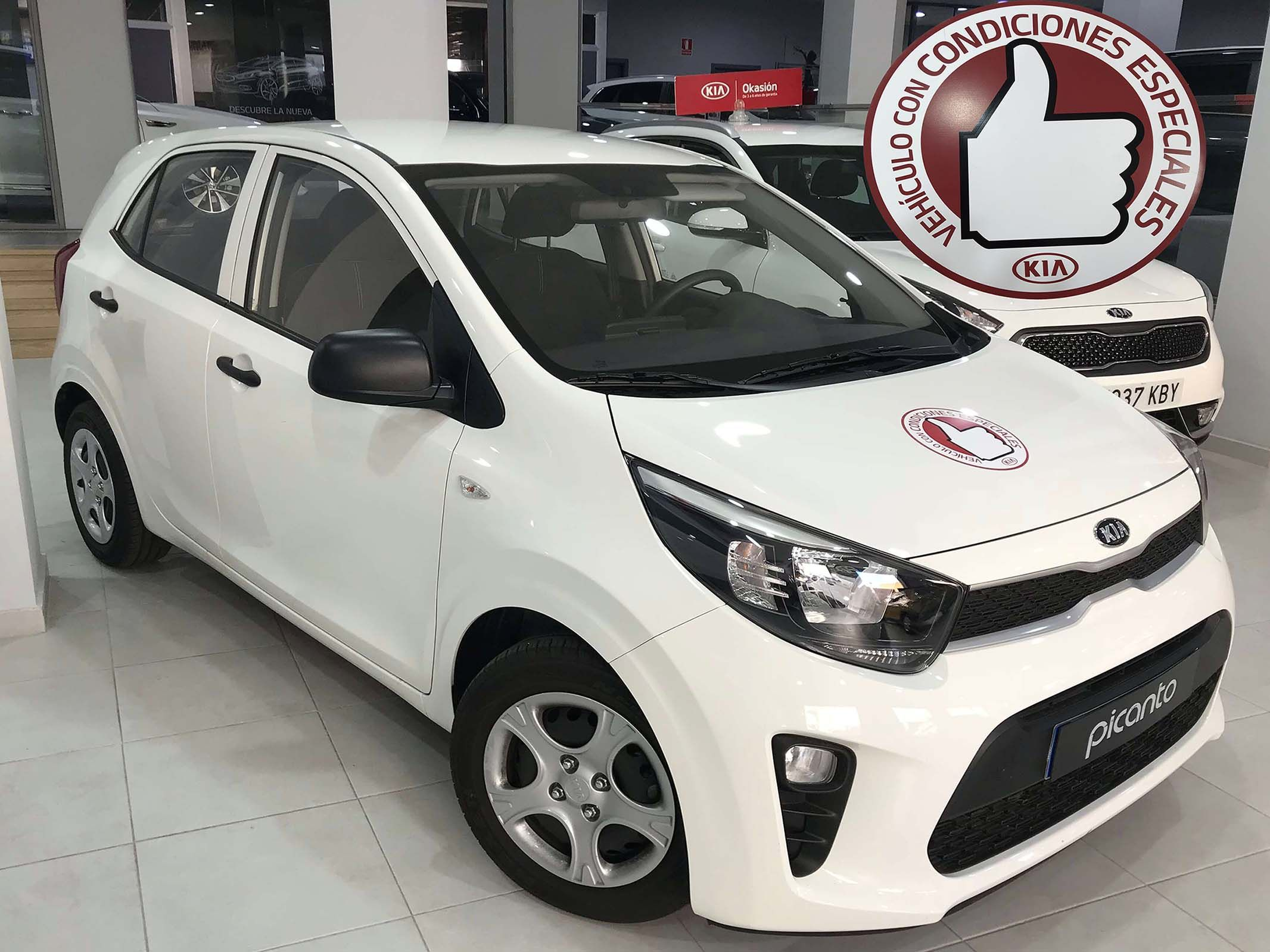 KIA PICANTO 1.0CVVT CONCEPT 66CV DRIVING ASSISTANCE PACK 7.800€ - RED LABEL
