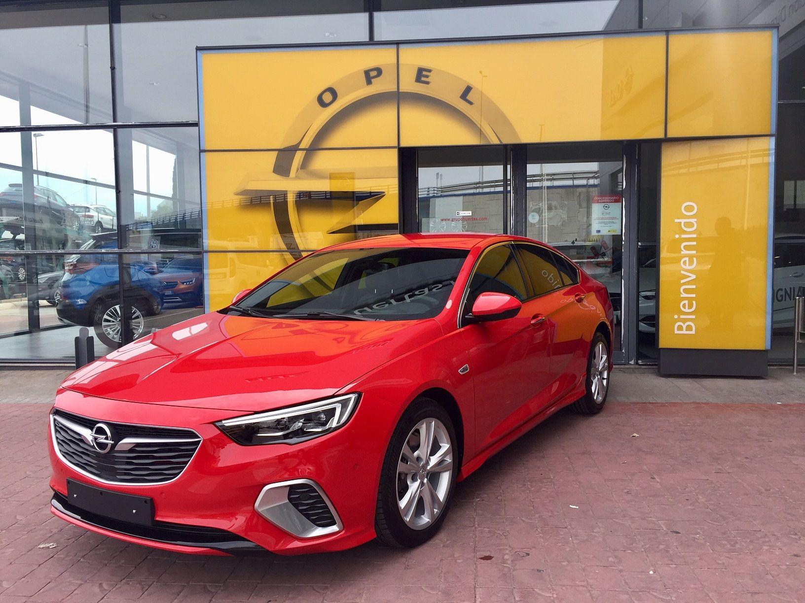 Ven a conocer la Gama mas deportiva de Opel