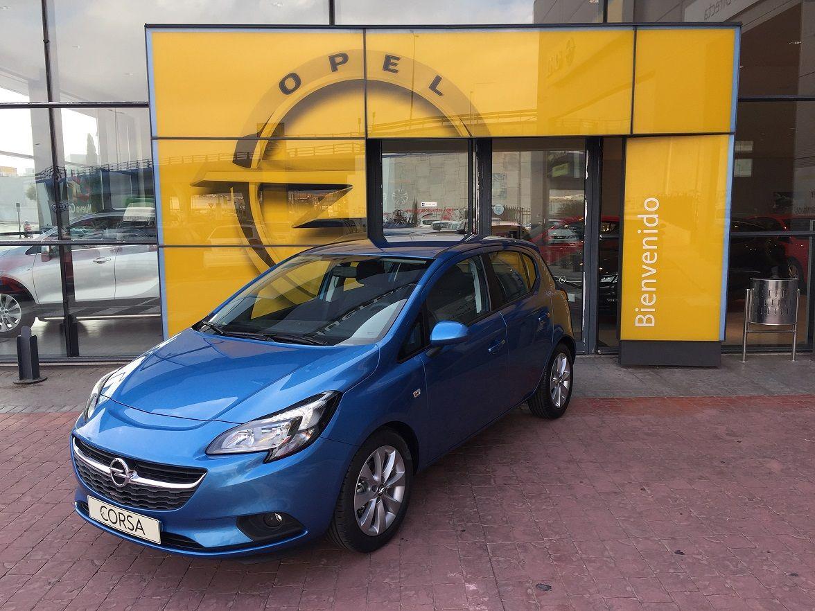 Estrena un Opel Corsa por 9.500€