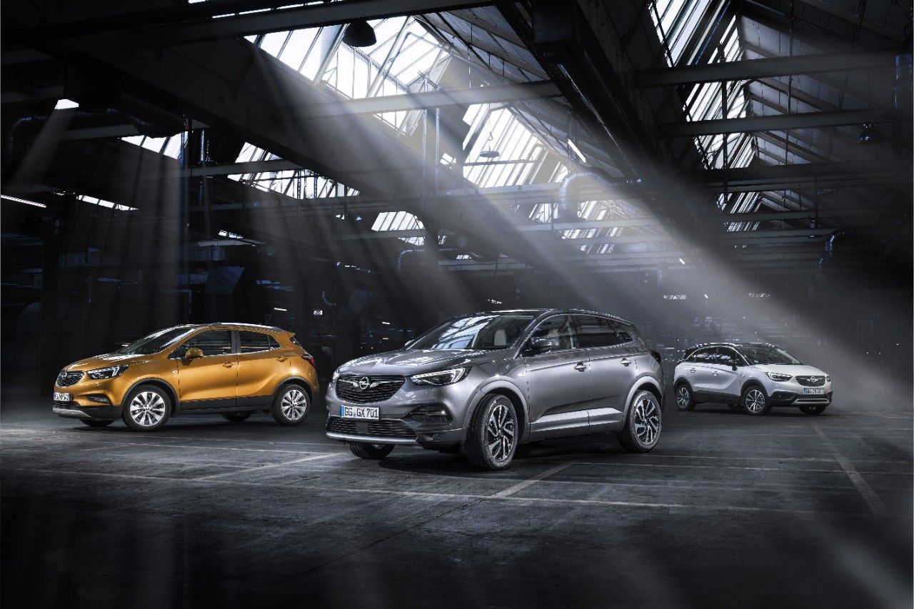 Opel CrossLand X, GrandLand X o Mokka X, el tamaño sí importa