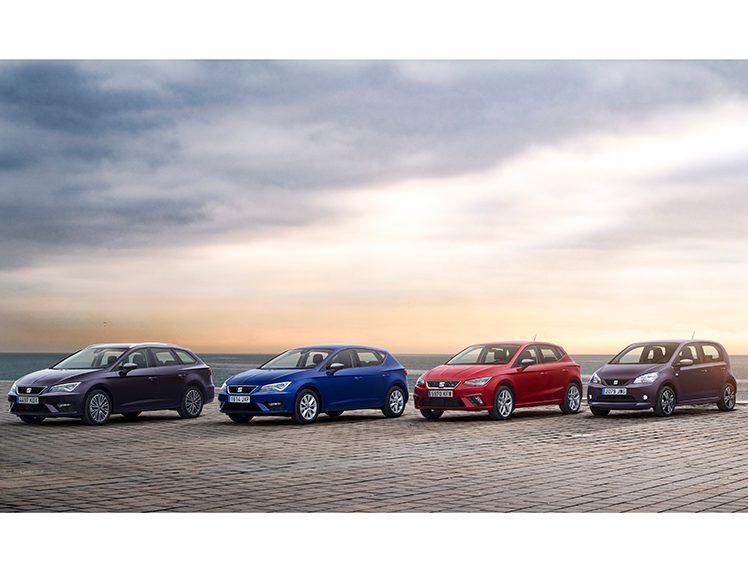 La gama GNC de SEAT, récord de ventas en el primer trimestre