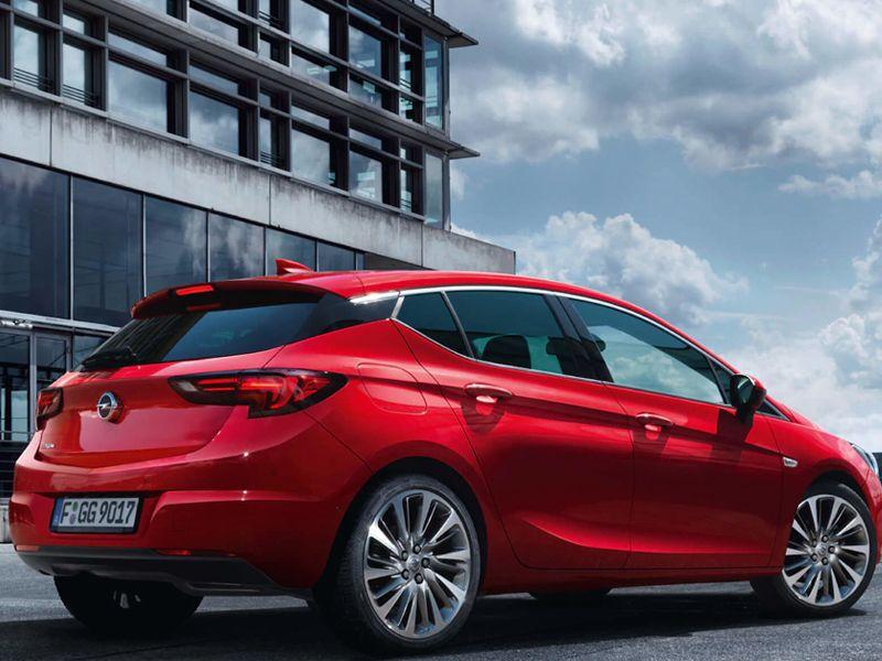 Opel Astra, el referente en su clase