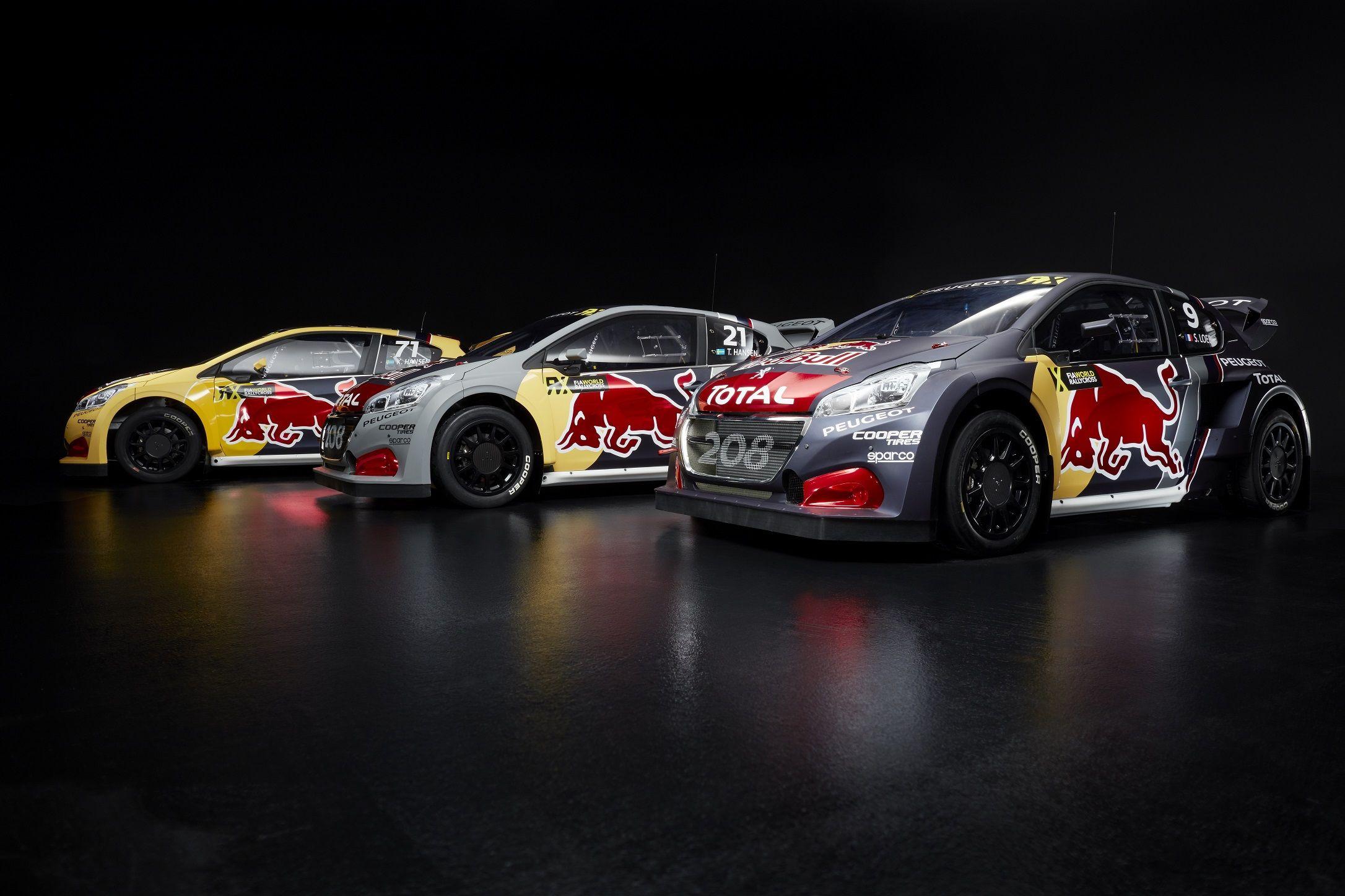 El Team Peugeot Total abre una nueva etapa en el Campeonato del Mundo de Rallycross