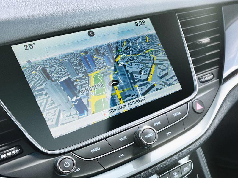 Opel, conectividad para hacer tu viaje más fácil