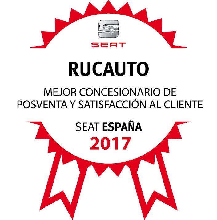 SEAT España concede este galardón a RUCAUTO