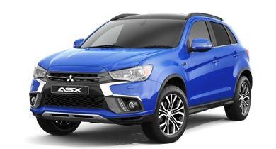Nuevo color AZUL SPORT en Mitsubishi ASX (Gasolina y Diesel)