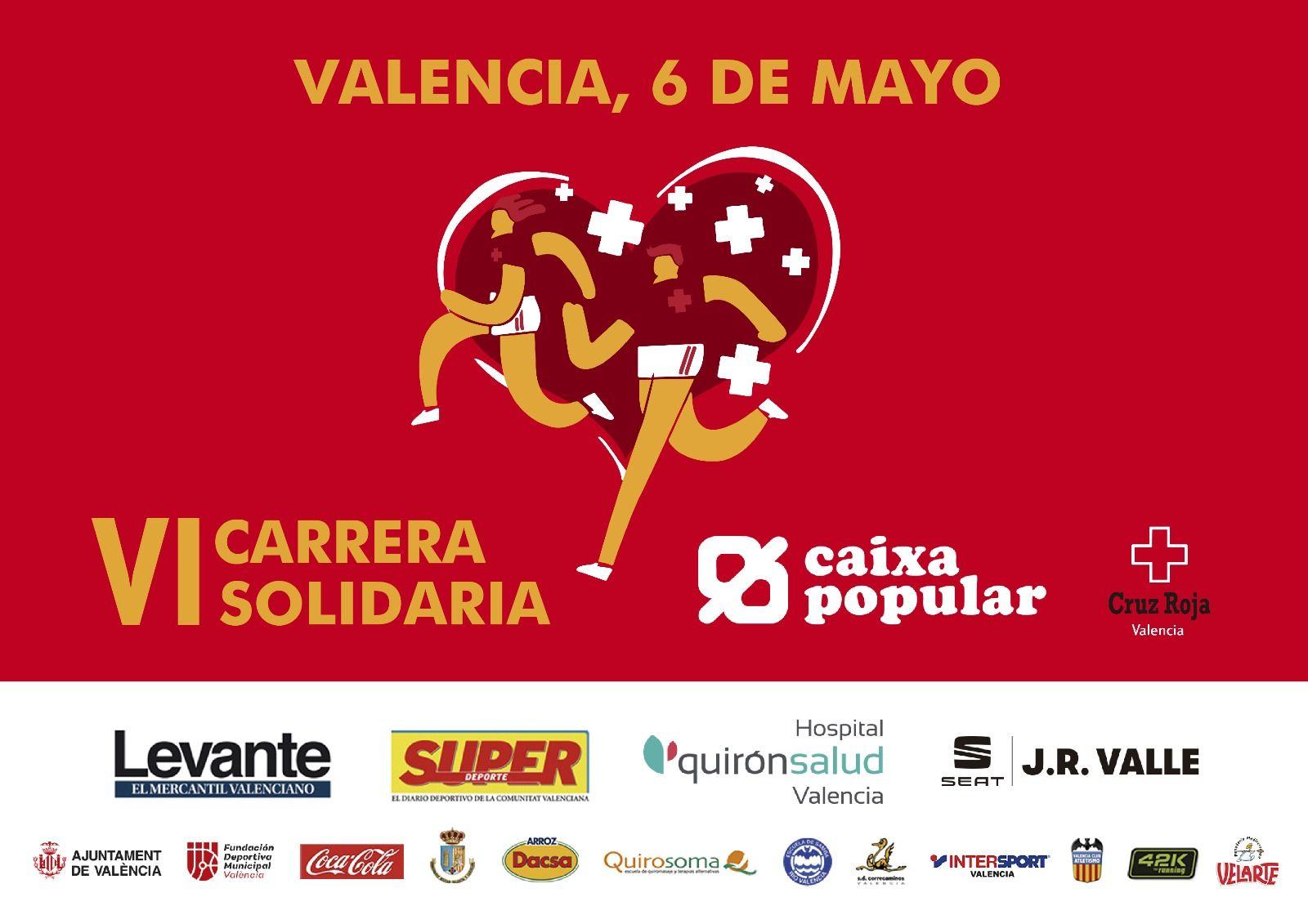 SEAT JR Valle patrocina la Carrera Solidaria de Cruz Roja
