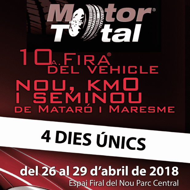 FIRA MOTOR TOTAL MATARÓ