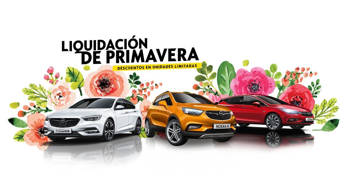 Feria de renovación de stock de primavera en Talleres Salvador