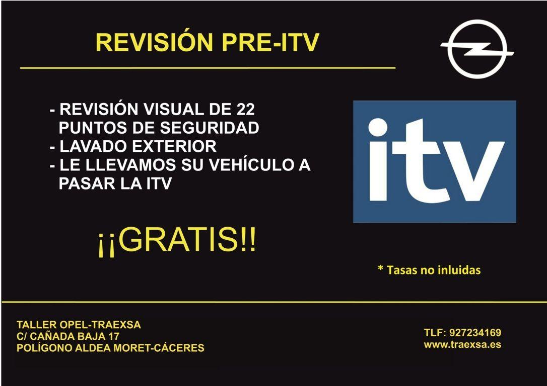 REVISION GRATUITA PRE-ITV