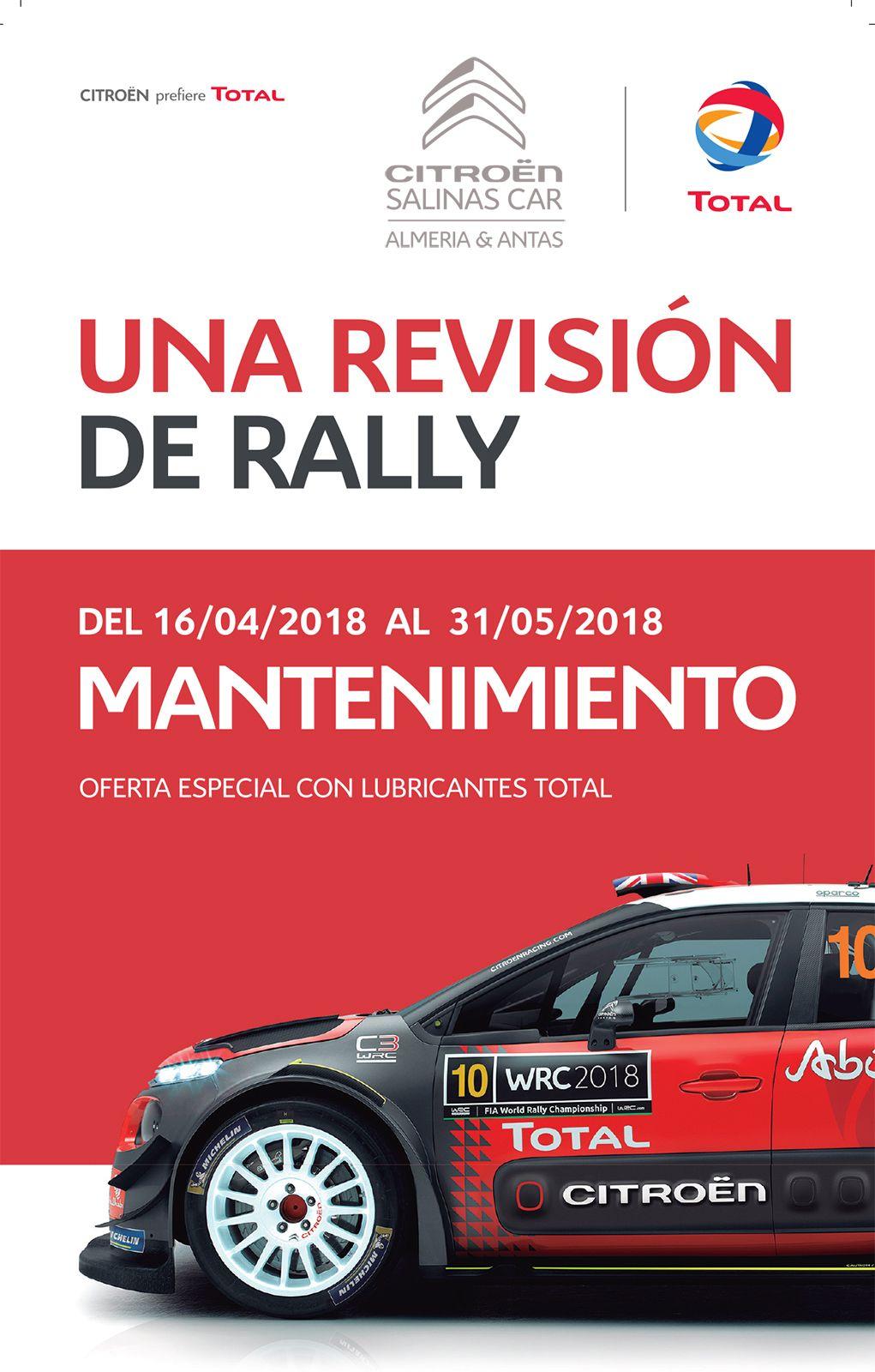 Una revisión de Rally