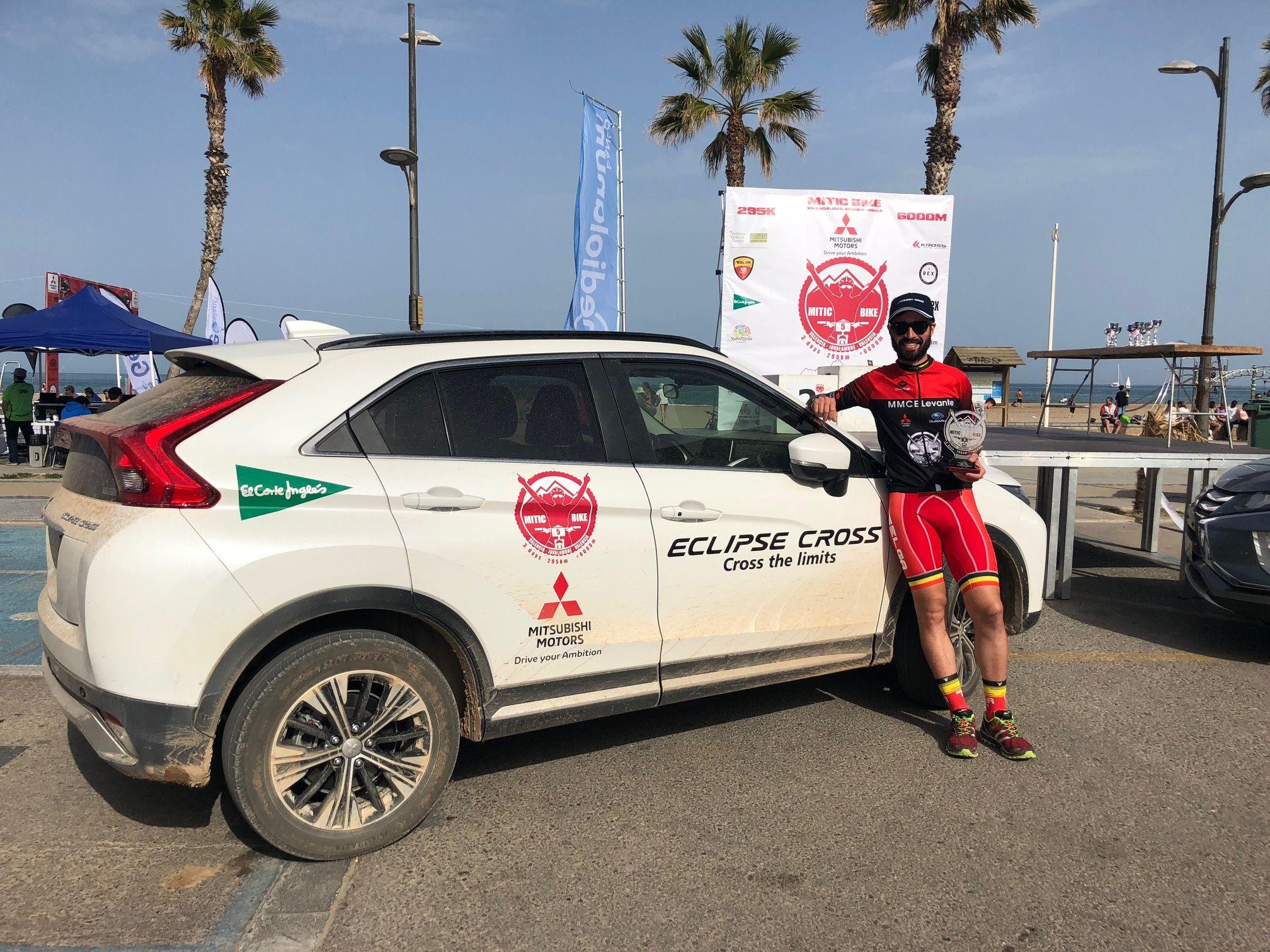 Adrián Escrig y Celia Ruiz ganadores absolutos de la Mitic Bike