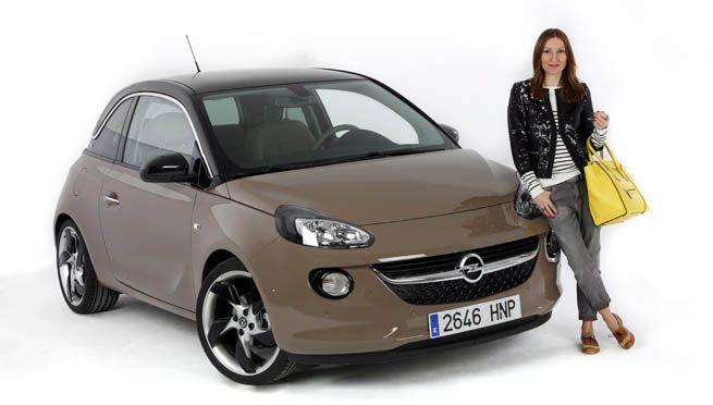 Opel Adam, el coche más chic del momento