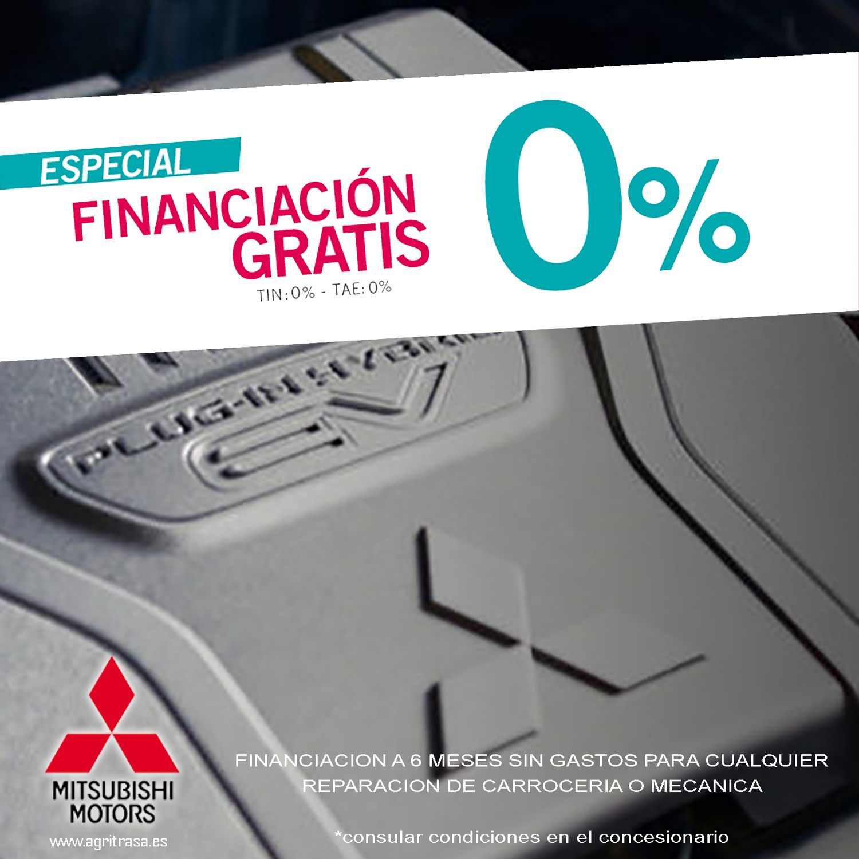 Promoción Especial Financiación