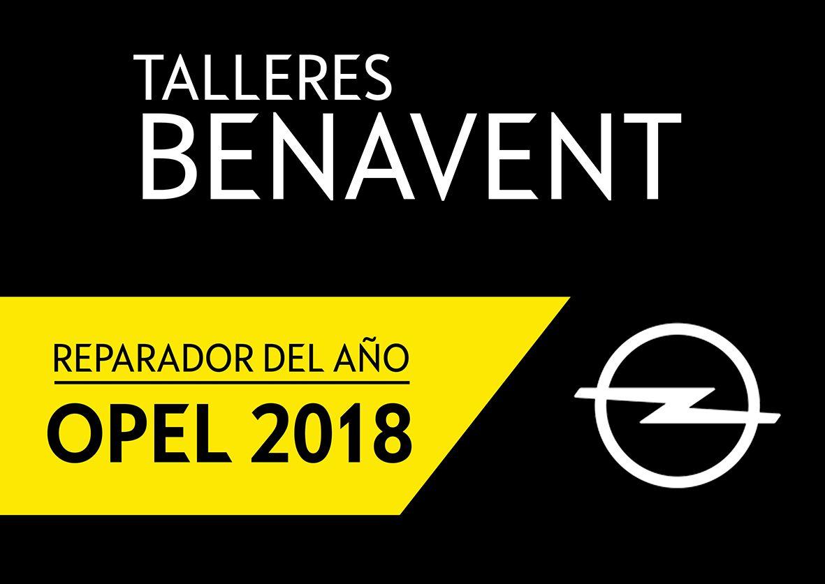 TALLERES BENAVENT, REPARADOR DEL AÑO 2018