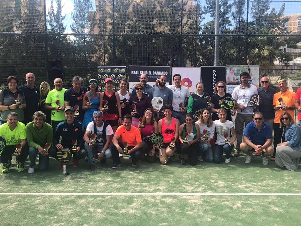 """Campeonato de Andalucía de Pádel de Veteranos """"Koni Motor"""""""