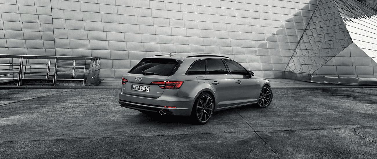 Audi A4 Avant Black Line Edition