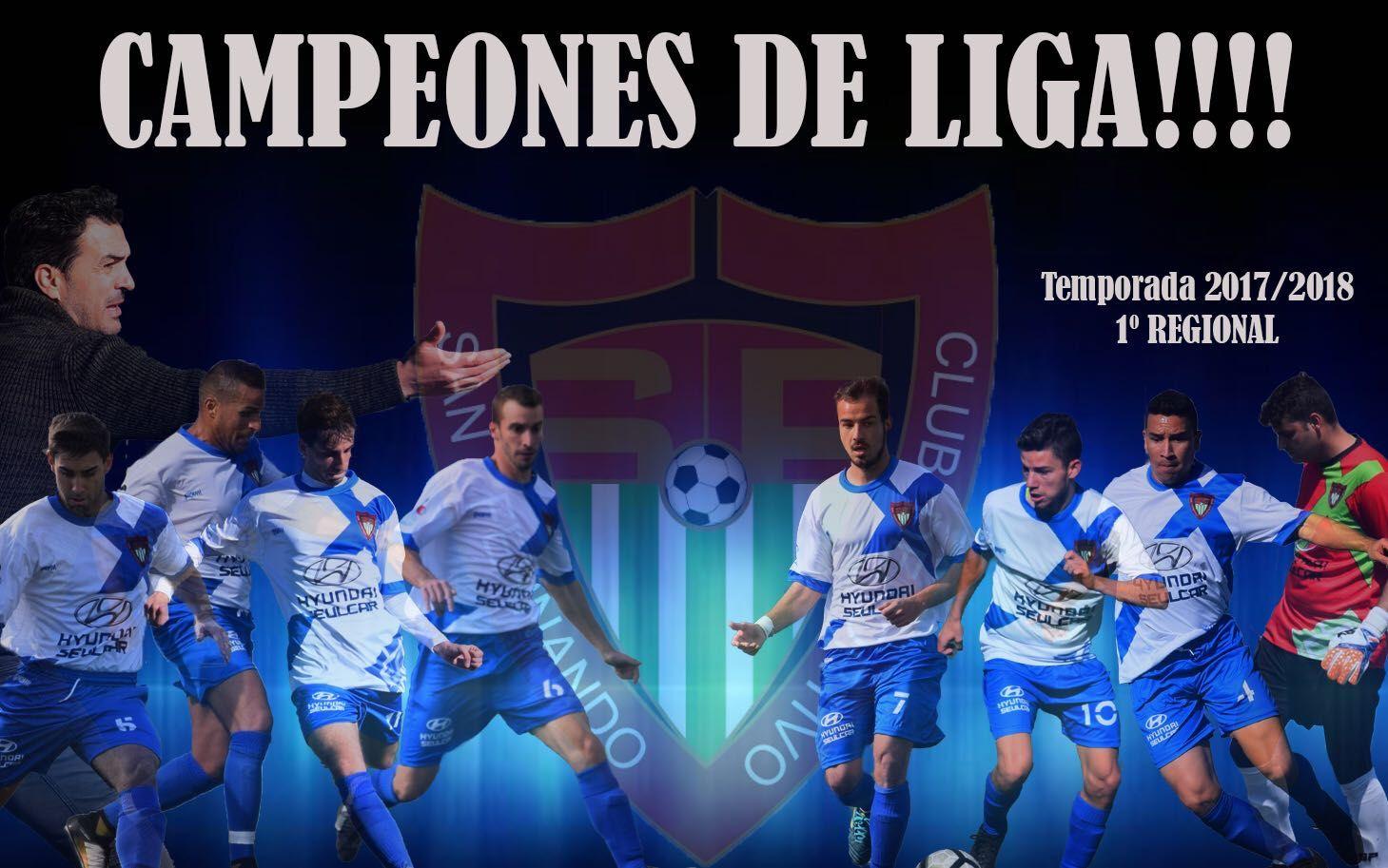 El equipo Seulcar San Fernando se proclama campeón de 1ª Regional