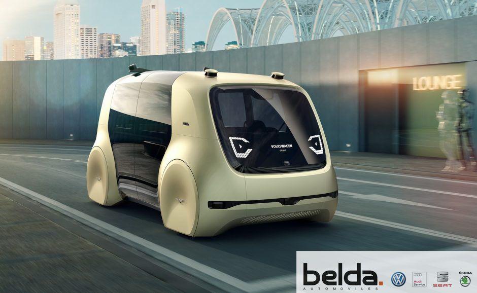Llega la conducción autonóma de la mano de Sedric, un coche capaz de circular sólo.