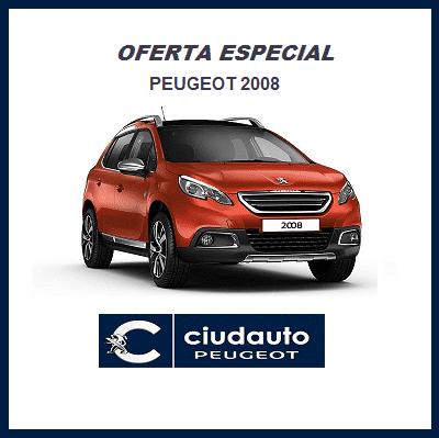 Peugeot 2008 Allure 1.6 BlueHDI 120 S&S Rojo Ultimate