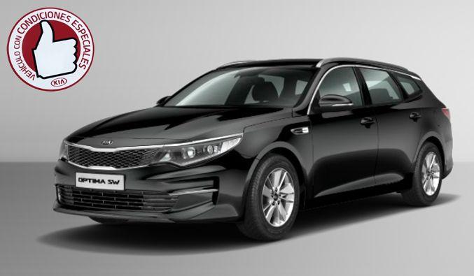 Kia Optima SW 1.7 CRDi Concept Eco-Dynamics por 22.279€*