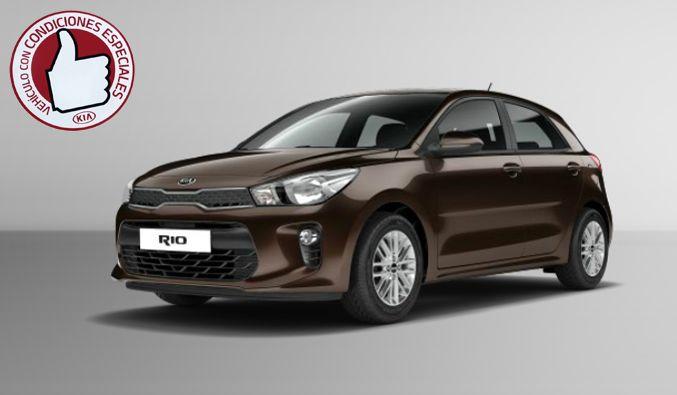 Kia Rio 1.4 CRDi Drive Eco-Dynamics (Advanced Driving Assistance Pack) por 15.231€*