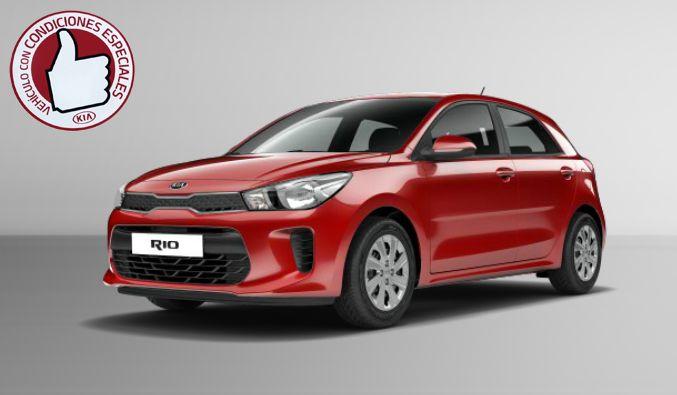 Kia Rio 1.4 CRDi Concept Plus Eco-Dynamics por 12.804€*