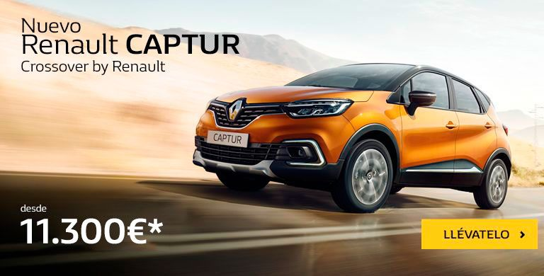 Renault Captur Junio