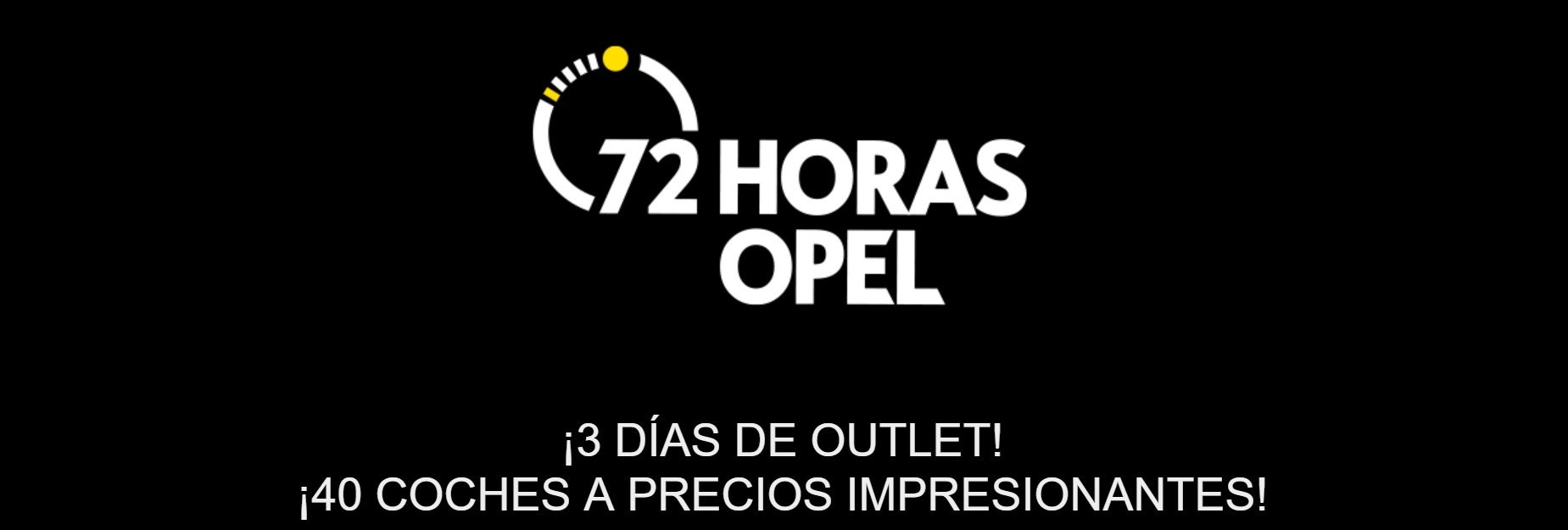 Outlet Opel en ARGAUTO!