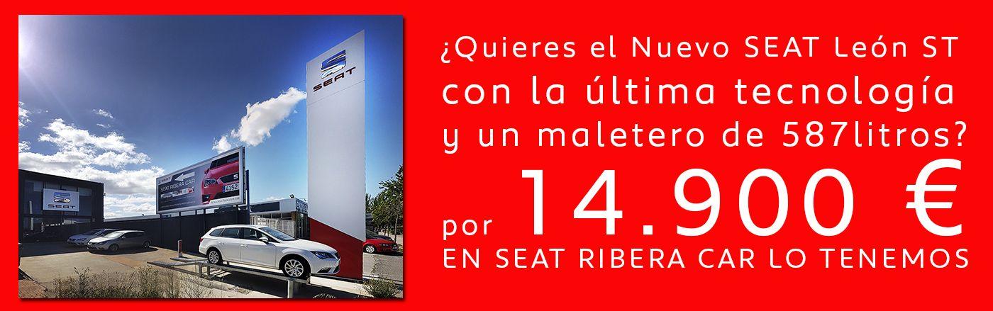 SEAT LEON ST 14.900€