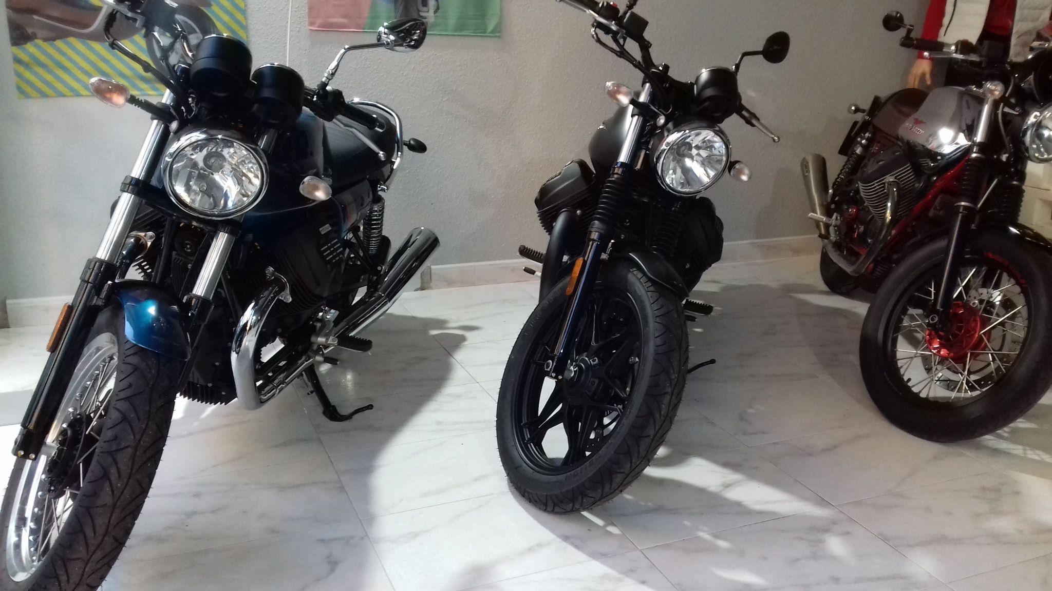 nuevos Modelos Moto Guzzi   ya disponibles.